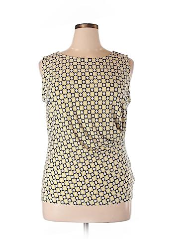 Jones New York Collection Sleeveless Blouse Size XL