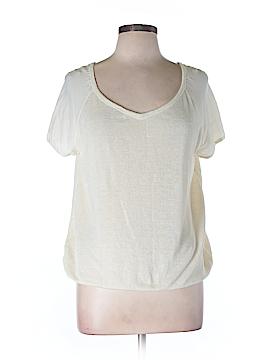 Longchamp Short Sleeve Top Size L