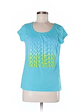 DKNY Jeans Short Sleeve T-Shirt Size L