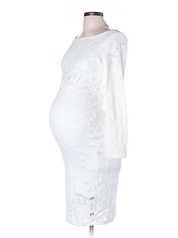 Ingrid & Isabel Casual Dress Size L (Maternity)