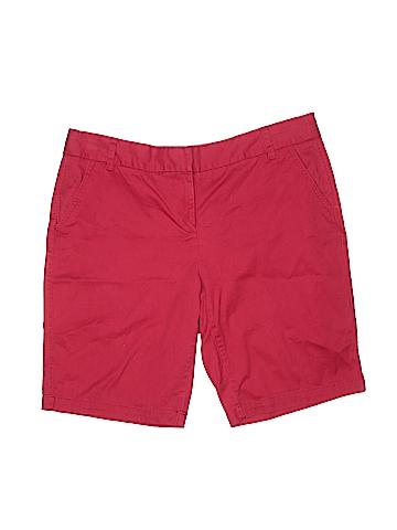 DressBarn Khaki Shorts Size 16