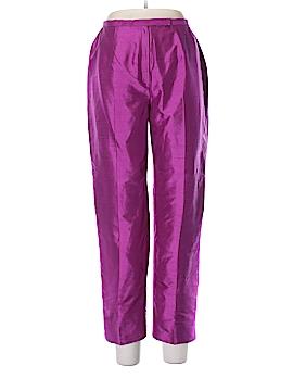 Jones New York Silk Pants Size 12 (Petite)