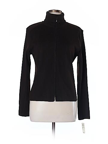 Bergdorf Goodman Wool Cardigan Size L
