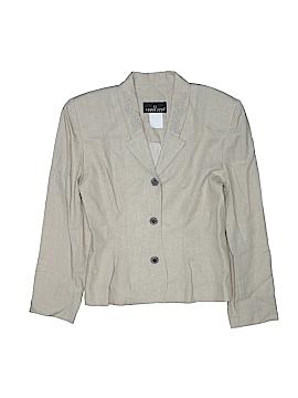 Carole Little Silk Blazer Size 4