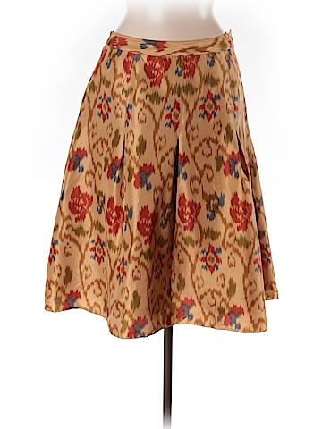 J.jill Silk Skirt Size 4
