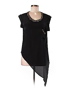 Greylin 3/4 Sleeve Silk Top Size M