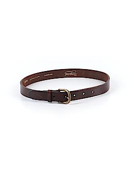 Bonpoint Leather Belt Size 2