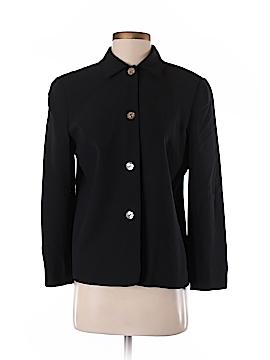 Jones & Co Silk Blazer Size 4