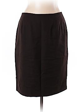 Calvin Klein Wool Skirt Size 12 (Petite)
