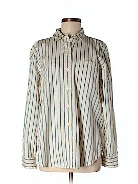 Lauren Jeans Co. Long Sleeve Button-Down Shirt Size L