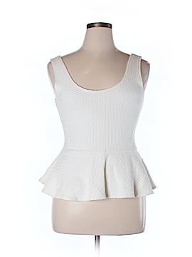 Ganni Sleeveless Blouse Size XL