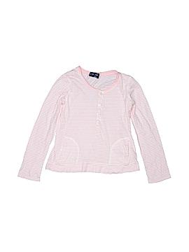 Ralph Lauren Long Sleeve Henley Size 8 - 10