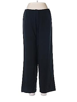 Eileen Fisher Wool Pants Size M (Petite)