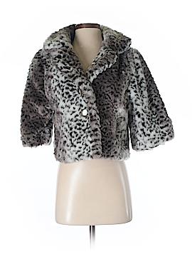 Venus Faux Fur Jacket Size S