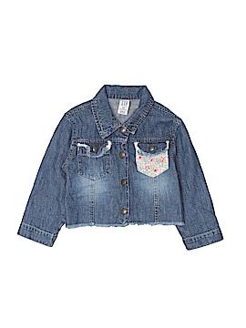 Baby Gap Denim Jacket Size 3