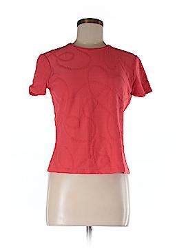 J. McLaughlin Short Sleeve T-Shirt Size M