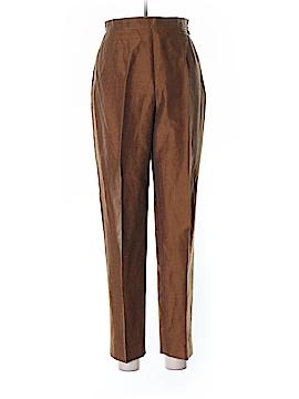 Petite Sophisticate Linen Pants Size 6