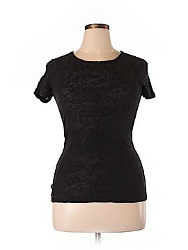 Three Dots Short Sleeve Top Size XL