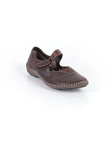 Born Handcrafted Footwear Flats Size 40.5 (EU)