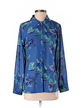 Westside Long Sleeve Blouse Size S