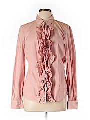 Tommy Hilfiger Women Long Sleeve Blouse Size L