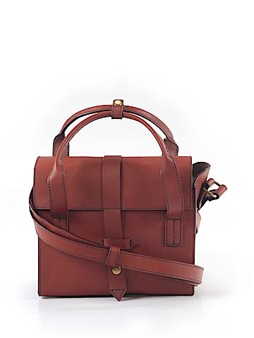 IIIBeCa by Joy Gryson Leather Satchel One Size