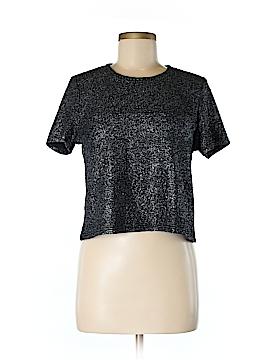 Bar III Short Sleeve Top Size M