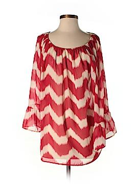 Emma Rose 3/4 Sleeve Blouse Size S