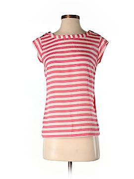Banana Republic Factory Store Women Short Sleeve Blouse Size XS