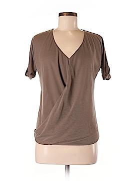 Halston Heritage Short Sleeve Top Size XS