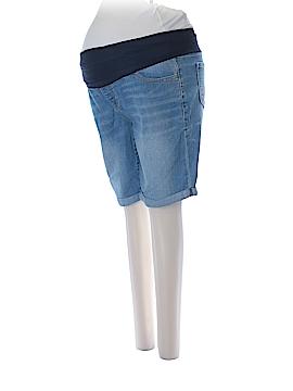 Old Navy - Maternity Denim Shorts Size 8 (Maternity)