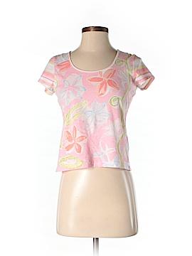 Sigrid Olsen Short Sleeve T-Shirt Size S
