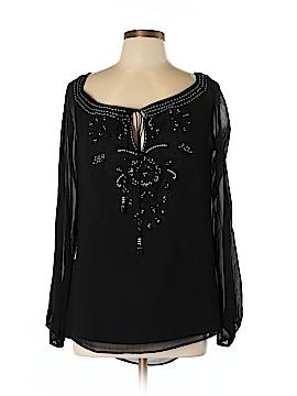 Kay Celine Long Sleeve Blouse Size S