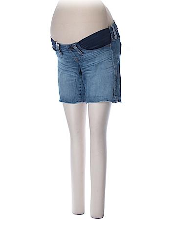 J. Crew Denim Shorts 23 Waist (Maternity)