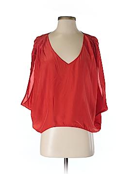 Halogen Short Sleeve Blouse Size XS