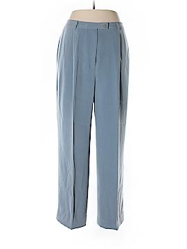 Valerie Stevens Seperates Silk Pants Size 12