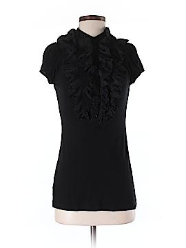 BCBGMAXAZRIA Short Sleeve Henley Size P