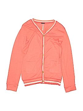 Poof Girl Cardigan Size 10 - 12