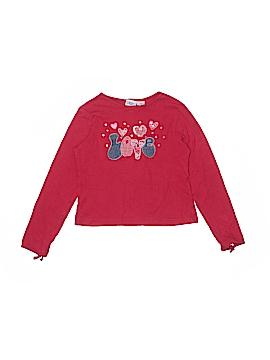 Kru Long Sleeve T-Shirt Size 7 - 8