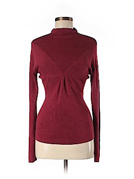 Max Studio Silk Pullover Sweater Size M