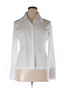 Soft Surroundings Long Sleeve Button-Down Shirt Size XL (Petite)