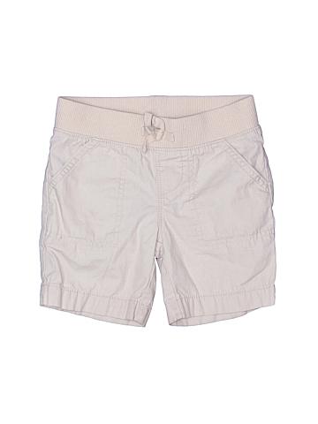 Faded Glory Khaki Shorts Size 4 - 5