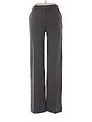 Armani Collezioni Women Wool Pants Size 42 (IT)