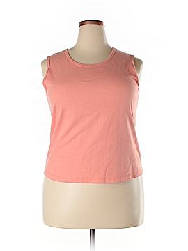 Title Nine Sleeveless T-Shirt Size XL