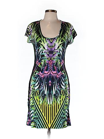 Just Cavalli Casual Dress Size XL