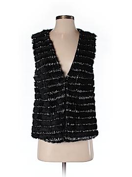 Nell Faux Fur Vest Size 4