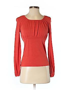 Design History Women Long Sleeve Top Size XS