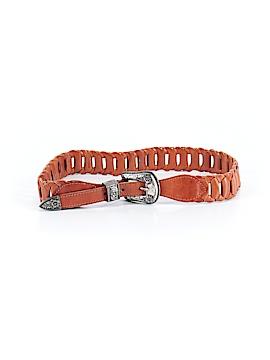 DKNY Leather Belt Size S