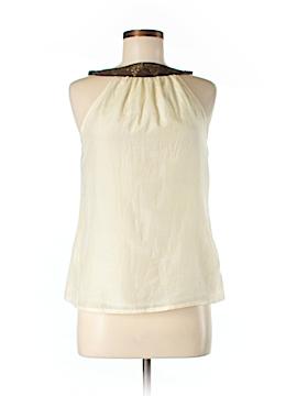Theme Sleeveless Blouse Size S