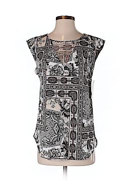 Dana Buchman Short Sleeve Top Size S